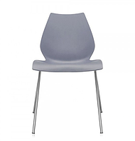 Стул Лили Белый (СДМ мебель-ТМ) Серый