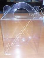 Коробка пластиковая 11х12,5х14