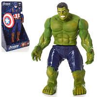 Игровая фигурка супергерой Халк или Капитан Америка, герои Марвел Мстители, 9806, 0086A