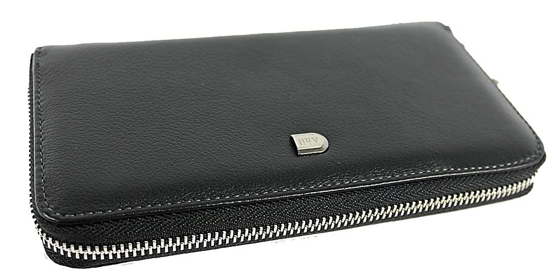 """Качественный и функциональный кожаный кошелек для мужчин Anil """"YR 722-A"""""""