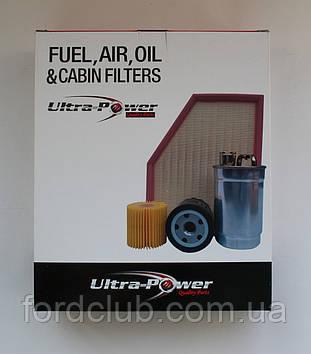 Фильтр воздушный Ford Fusion USA 1.5; 1.6; 2.0 эко; 2,5. 2.7; ULTRA-POWER