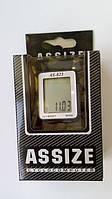 Велокомпьютер, спидометр ASSIZE AS 823 проводной (11 режимов) (AS823)