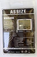 Велокомпьютер, спидометр ASSIZE AS-2000 беспроводной (AS2000)