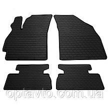 DAEWOO Nubira (J100/J150) - комплект качественных резиновых ковриков. Комплект 4 шт. (1997-2003)