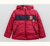 Куртка деми на мальчика КТ 170 Бемби