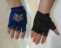 Перчатки KNIGHTHOOD без пальца, велоперчатки, перчатки для тренировок, спортивные перчаткиPKnioh)