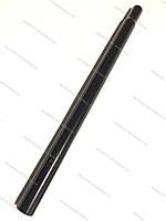 Подседельная труба 25,4 х400мм, алюминиевая усиленная, черная (266)