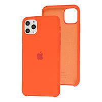 Чехол Silicone Case для iPhone 11 Pro Orange