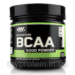 Optimum Nutrition Бца BCAA 5000 powder (345 g)