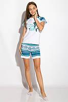 Пижама женская 107P055 (Белый)