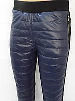 Тёплые женские брюки