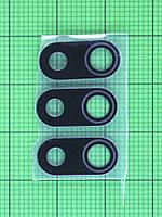 Стекло камеры Xiaomi Redmi 8A черный Оригинал #301595400032