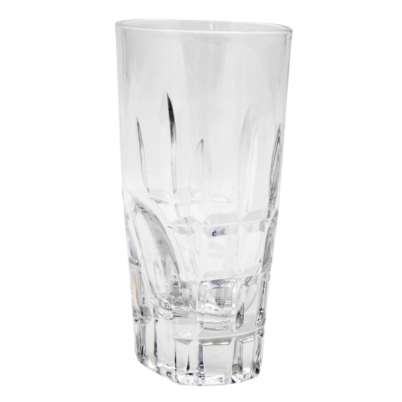 Хрустальный стакан для вина Neman, узор - ледяные кубики, 10 см, 50 мл (10245/2-2)