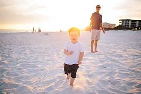 Сонцезахисні засоби для дітей