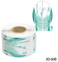 Универсальные одноразовые формы (бумажные, на клейкой основе) Lady Victory 150шт/рул. LDV JD-00В /80-1