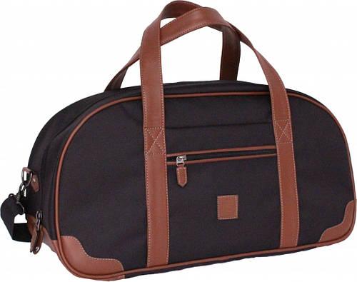 Дорожная сумка саквояж 30 литров, Бегленд, Bagland 30466 черная
