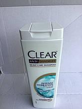 CLEAR Шампунь для женщин Интенсивное увлажнение 400 мл
