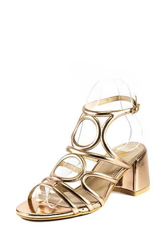 Сандалии женские Sopra СФ 8659A-60 золотые (36), фото 2