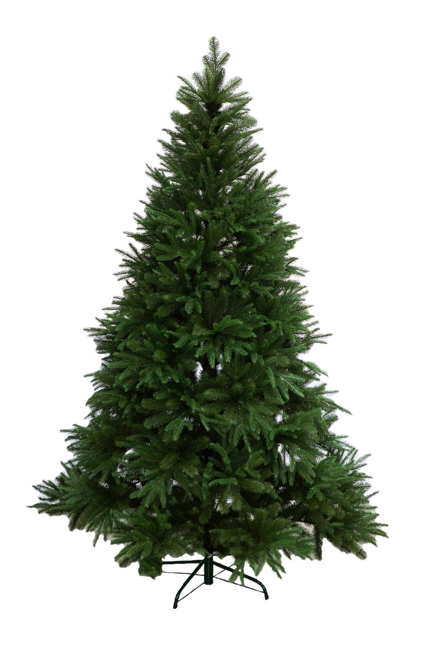 Ялинка лита штучна новорічна Олександра-240, висота 240 см (Aleksandra-240)