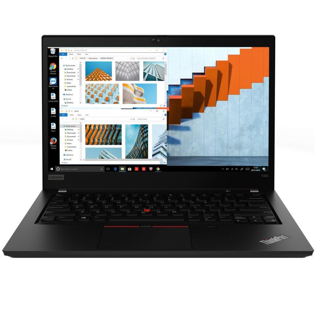 Ноутбук Lenovo ThinkPad T490 (20N20009RT)