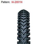 Покрышка велосипедная шипованная 26х1,95 (52-559) IA-2001N