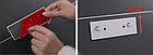 Диспенсер для зубной пасты и щеток автоматический Toothbrush sterilizer (W-020), УФ-стерилизатор, фото 5