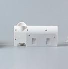 Диспенсер для зубной пасты и щеток автоматический Toothbrush sterilizer (W-020), УФ-стерилизатор, фото 4