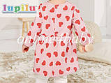 Детское платье Lupilu на девочку 1-2 года, рост 86/92, фото 3