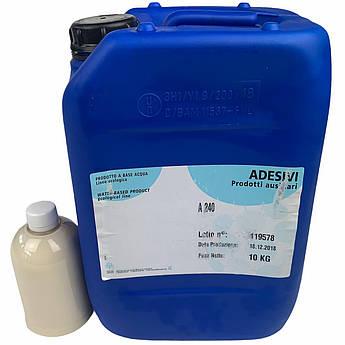 Контактний Клей на водній основі полихлоропреновый (А240), для шкіри, без запаху 0,5 л