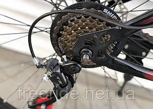 """Горный велосипед Toprider """"800"""" 26 (17 рама), фото 3"""