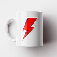 Чашка David Bowie. Рок Музыка. Rock. Кружка Дэвид Боуи, фото 1