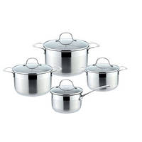 Набор посуды 8 пр. MAESTRO MR-3505-8L