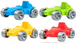 "Авто ""Kid cars"" баггі 39529/Wader"
