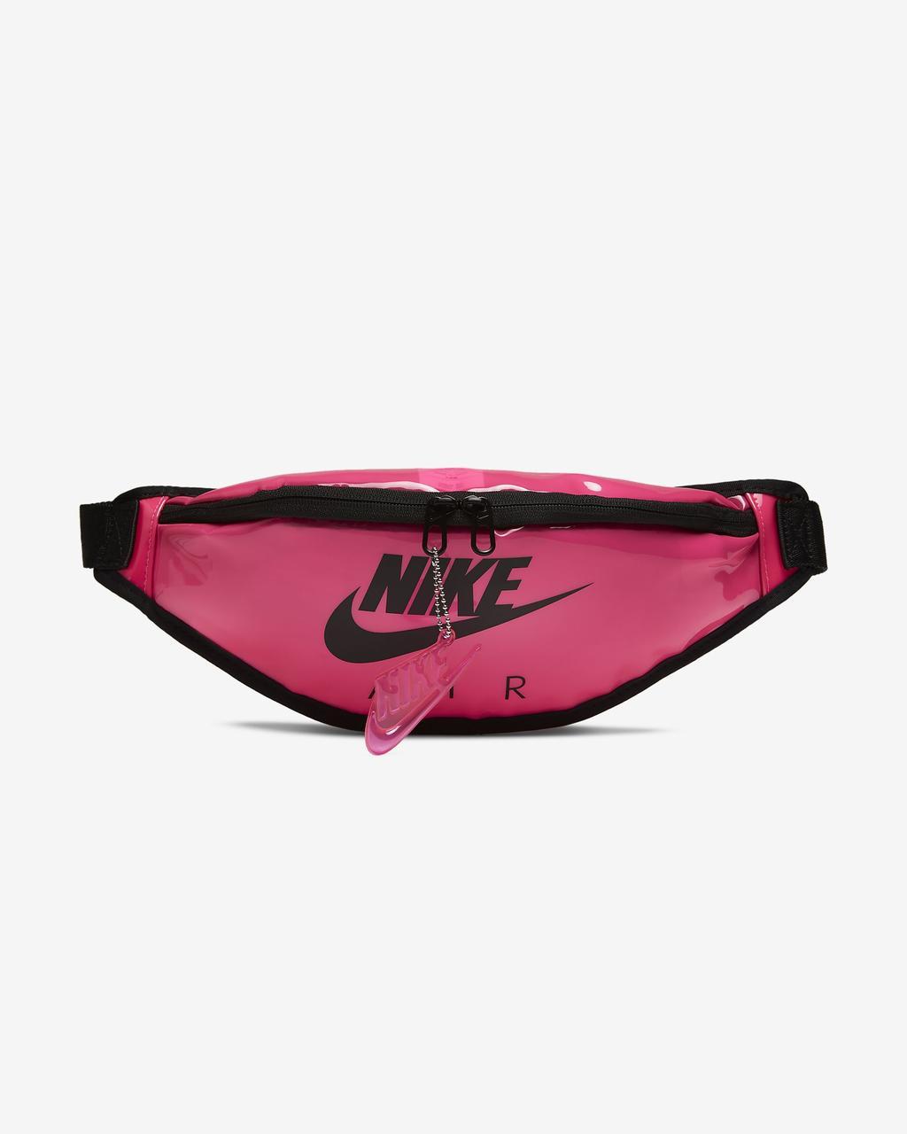 Сумка на пояс Nike Sportswear Heritage CW9259-607 Рожевий