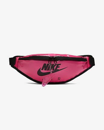 Сумка на пояс Nike Sportswear Heritage CW9259-607 Рожевий, фото 2