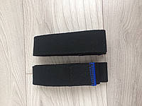 Лямки  для турника  4 см чорні надміцні для вправ