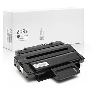 Сумісний Картридж Samsung MLT-D209S (209S Black) MLT-D209S/SEE SV017A, 2.000 копій, аналог від Gravitone