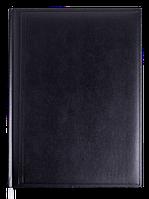 Ежедневник недатированный А4 Buromax BASE, 288 стр.чорный, BM.2094-01