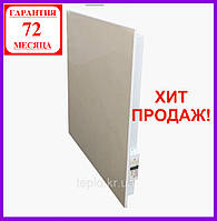 Энергосберегающий керамический обогреватель OPTILUX РК700НВП с терморегулятором ОПТИЛЮКС РК700НВП 60х60см 700В
