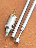 Антенна металическая телескопическая, фото 2