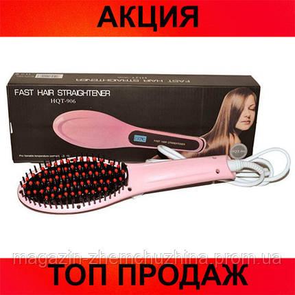 Расческа-выпрямитель волос HQT-906!Хит цена, фото 2