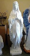 Скульптура из бетона Божьей Матери  81 см, фото 1