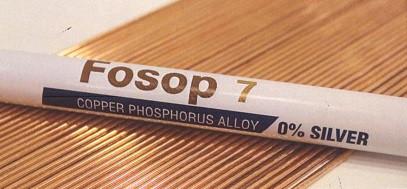 Припой медно-фосфорный Sopormetal FOSOP 7 (круглый)