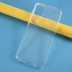Чехол для Samsung Galaxy M31 M315 силиконовый, Air Case, Прозрачный