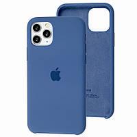 Чехол Silicone Case для iPhone 11 Pro Ocean Blue