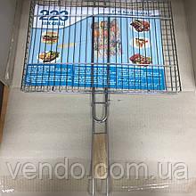 Барбекю решетка для гриля 58х42х31х2 см.