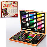 Набір для малювання у валізі MK 2455, фото 6