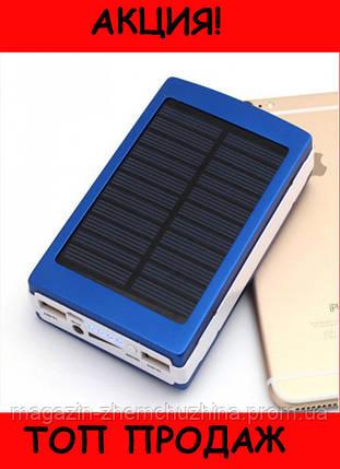 Солнечная зарядка Power Bank 25000 mAh!Хит цена, фото 2