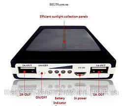 Солнечная зарядка Power Bank 25000 mAh!Хит цена, фото 3