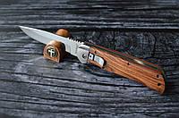 Нож выкидной Индеец, бокового выброса c автоматической системой